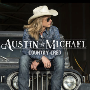 Photographed Austin Martin for CD Cover - Country Artist - American Idol