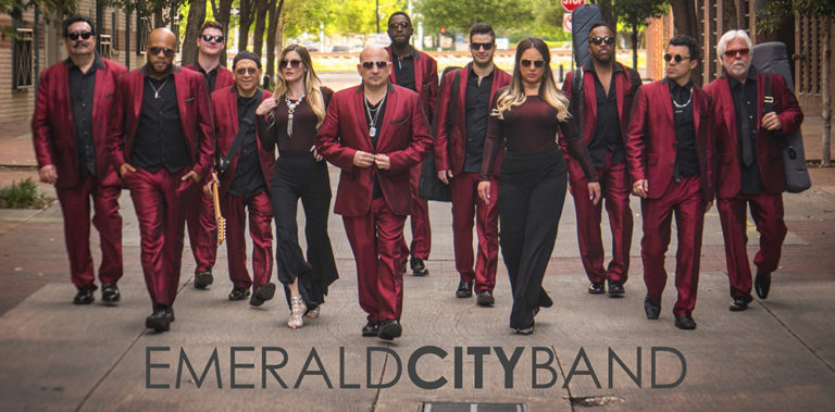 Promo Band Photo for Emerald City Band - Dallas Texas